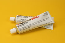 Fluorosilicone adhesive / single-component / industrial