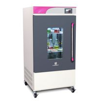 Laboratory incubator / forced convection / digital / refrigerated