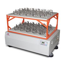 Orbital laboratory agitator / vibrating / analog / flask