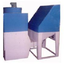 Open spray booth / filter