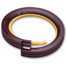 Lipped seal / circular / PTFE / for pumps