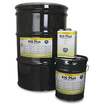 Synthetic oil / for bearings / high-temperature