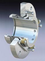 Cartridge mechanical seal / for slurries / stainless steel