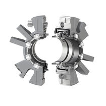 Cartridge mechanical seal / split