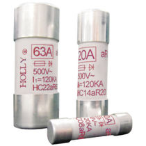 Cylindrical fuse / Class aR / low-voltage / for semiconductors