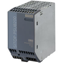 AC/DC power supply / modular / DIN rail / three-phase