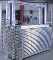Process freezer / low-temperature / for food applications