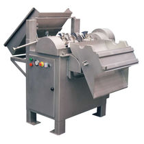 Portioning machine for the food industry