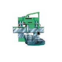 CNC boring mill / vertical / 4-axis / bridge