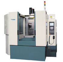 3-axis machining center / horizontal / with rotary indexing table