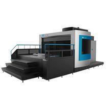 3-axis machining center / horizontal