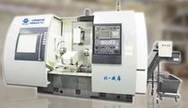 5-axis machining center / vertical / 3-spindle