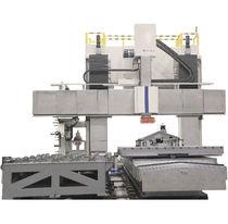 4-axis machining center / vertical / traveling-column