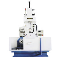 Vertical honing machine / single-spindle / CNC