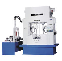Vertical honing machine / CNC