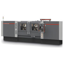 External cylindrical grinding machine / for gearing / CNC / universal