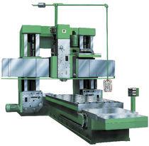 3-axis CNC milling machine / vertical / double-column / bridge