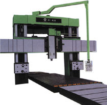 CNC boring mill / vertical / 3-axis / planer type