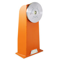 Single-axis positioner / motorized / rotary