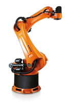 Articulated robot / 5-axis / compact / industrial