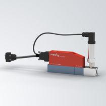 Gas pressure regulator / single-stage / differential / digital