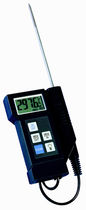 Thermocouple thermometer / digital / portable / high-accuracy