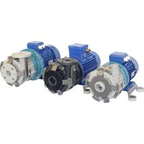 Chemical pump / magnetic-drive / centrifugal / for laboratories