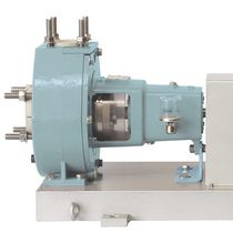 Chemical pump / electric / centrifugal / for laboratories