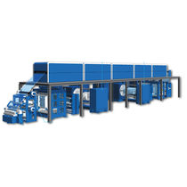 Roller coating machine / optical