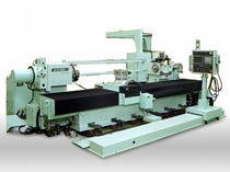 CNC lathe / 2-axis / high-precision / grooving