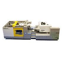 Horizontal injection molding machine / hybrid / fast-cycling