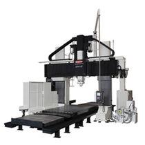 3-axis machining center / vertical / double-column / high-speed