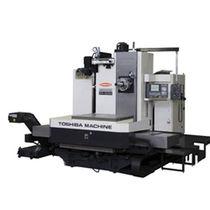 CNC boring machine / horizontal / 4-axis
