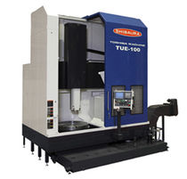 CNC boring mill / vertical / 3-axis