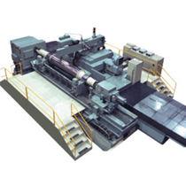 Flat grinding machine / for metal sheets / CNC / high-precision