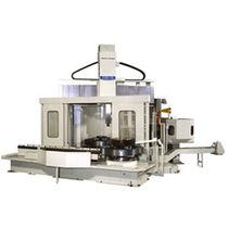 CNC boring mill / vertical / multi-axis / high-precision