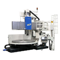 CNC boring mill / vertical / multi-axis