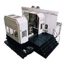 CNC boring machine / horizontal / 4-axis / high-precision