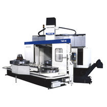 CNC boring mill / vertical / 3-axis / high-speed
