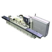 Flat grinding machine / for metal sheets / CNC