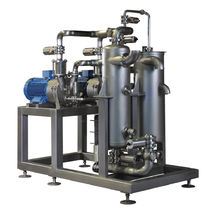 Lubricated vacuum system / industrial / sanitary