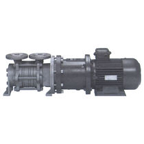 Chemical pump / magnetic-drive / side-channel / centrifugal