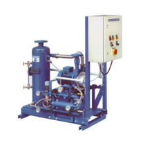 Liquid ring pump vacuum system / industrial / modular