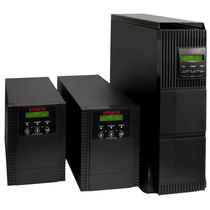 Line-interactive UPS / AC / with LCD display / sine wave