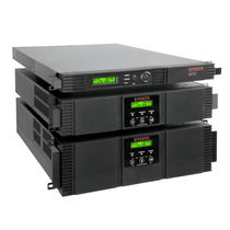 Line-interactive UPS / AC / with LCD display / compact