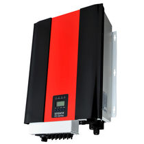 Line-interactive DC/AC inverter / three-phase / for solar applications / transformerless