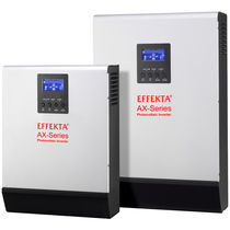 Off-grid DC/AC inverter / hybrid / sine wave / for solar applications