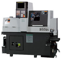 CNC lathe / 2-axis / Y-axis / milling machine