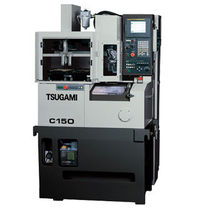 CNC automatic lathe / 2-axis / high-precision / compact