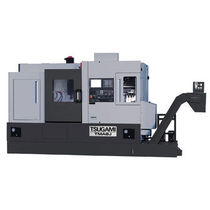 Multi-axis turning center / high-performance / Y-axis / milling machine